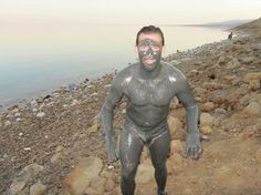 Israel: Tales from the Dead Sea - A Nomad Knows