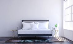 The interior design of modern minimal bedroom