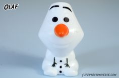Disney Wikkeez Olaf from Frozen #disney #wikkeez #disneywikkeez #frozen #olaf #collectables #toyphotography #toys