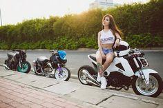 M sexy Honda Grom Custom, Honda Grom 125, Honda Ruckus, Grom Bike, Grom Motorcycle, Biker Chick, Biker Girl, Honda Motorcycles, Cars And Motorcycles