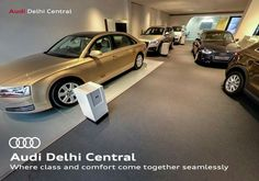 A first of its kind in the country, this world-class showroom is based on a unique Central Business District concept.
