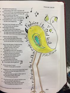Painting Praises | Painting With Bev. Rejoice and be glad in it. Psalm 118:24 Bible Jouranling