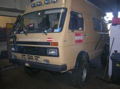 VW LT 40 Allrad Womo   eBay