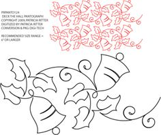 Christmas E2E: Digitech Patterns
