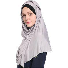 Jersey Long Hijab