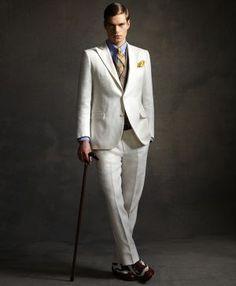 gatsby brooks brothers - white suit - jat gatsby mens style fashion.jpeg