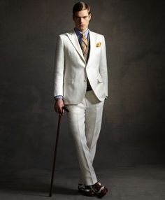 gatsby brooks brothers - white suit - jat gatsby mens style fashion.jpeg