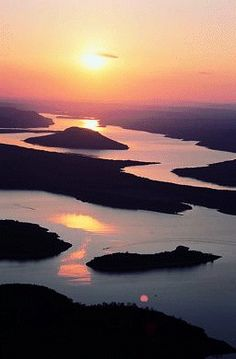 Greers Ferry Lake Arkansas