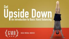 https://www.udemy.com/hand-balancing/ Get Upside Down: An Introduction to Basic Hand Balancing - Learn to do a freestanding handstand, working through multiple steps and variations to get you there with confidence. - Free