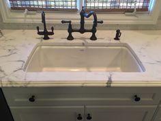 Marble Countertops, Granite, Engineered Stone, Sink, Stones, Home Decor, Sink Tops, Vessel Sink, Rocks