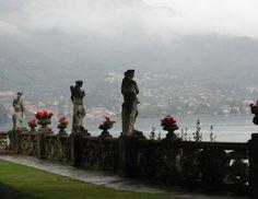 Villa del Balbianello – Lake Como, Italy