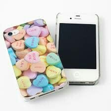 Love hearts x