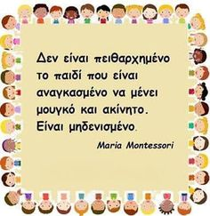 Gentle Parenting, Kids And Parenting, Parenting Hacks, Maria Montessori, Special Quotes, Greek Quotes, Young People, Kai, Psychology