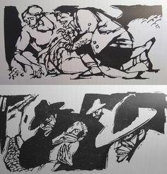 historietas argentinas, Alberto Breccia: Alberto Breccia, Epistola Vampirica