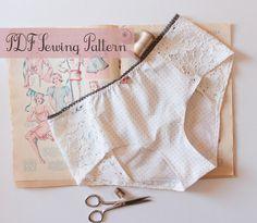 Ohhh Lulu...: Five New Patterns!