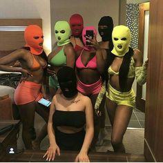 Girl Gang Aesthetic, Badass Aesthetic, Boujee Aesthetic, Aesthetic Grunge, Aesthetic Pictures, Estilo Gangster, Gangster Girl, Fille Gangsta, Thug Girl