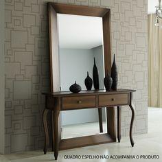 #Aparador com um estilo mais clássico também é lindoo! Ainda mais para a #decoração! #design #madeiramadeira #classic
