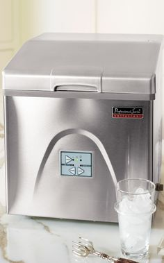 Our Portable Ice Maker freezes 12 ice cubes every 6-8 minutes, generating up to 30 pounds of ice in 24 hours