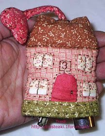 Felt Gifts, Key Covers, Patch Quilt, Free Sewing, Eroge, Sewing Crafts, Burlap, Patches, Quilts