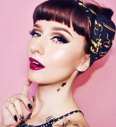 Pinup girl Makeup Tutorial - Makeup Geek