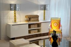 Sumptuous! Versace Home Collection.