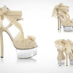 Wedding High Heel Shoes