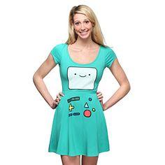I Am Beemo Dress | ThinkGeek I'm obviously BMO