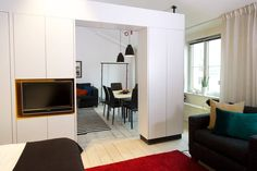 Amazing Floor Apartment In Stockholm Gamla Stan, Apartments Designs, Modern Scandinavian Apartment Coffe Table: Amazing Floor Apartment in Stockholm Gamla Stan. A charming possessions from the .
