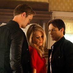 Eric, Sookie & Bill, True Blood