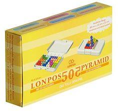 Lonpos 505 - Denkspiel - 505 Aufgaben