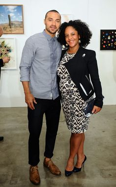 Grey's AnatomyStar Jesse Williams and Wife Aryn Drake-Lee expecting their second child - http://www.nollywoodfreaks.com/greys-anatomy-star-jesse-williams-and-wife-aryn-drake-lee-expecting-their-second-child/