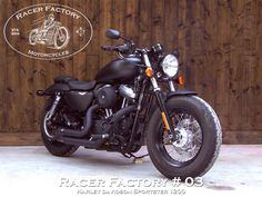 RF#03 - Harley Davidson Sportster modèle Forty-Eight 1200 by Racer Factory