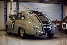 "Porsche 356 Porsche 356 ""hot chocolate"" Porsche 356 B classic car Porsche 356 Outlaw, Porsche 356 Speedster, Porsche 356a, Porsche Cars, Porsche Wheels, Porsche Carrera, Classic Sports Cars, Classic Cars, Porsche Classic"