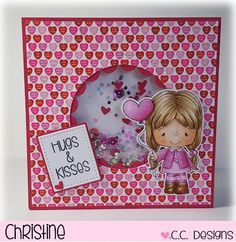 Handmade by Christine: CC Designs January Blog Hop!