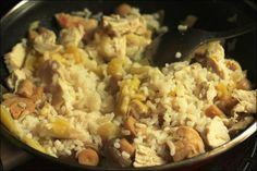 preparacon risotto