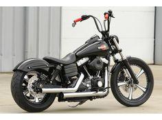 2009 Harley-Davidson Dyna Street Bob Fxdb