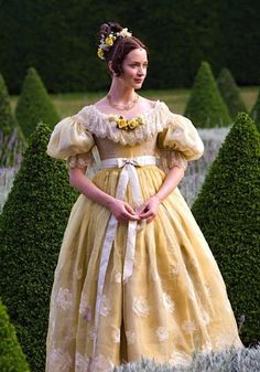 Emily Blunt as Queen Victoria in The Young Victoria - 2009