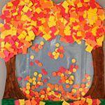 preschool fall crafts | Fall themed crafts preschool | fall