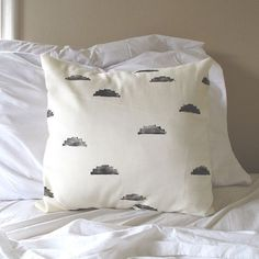 Pyramid Pillow Cover - Featured Goods | Uncovet