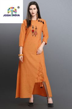Latest Designs orange plain  Kurty for WomenFor order Whatsapp us on +91-9662084834#Designslatest #Designspartywear #Neckdesignsfor #Sleevesdesignfor #Designslatestcotton #Designs #Withjeans #Pantsdesignfor #Embroiderydesign #Handembroiderydesignsfor #Designslatestparty wear #Designslatestfashion #Indiandesignerwear #Neckdesignslatestfashion #Collarneckdesignsfor #Designslatestcottonprinted #Backneckdesignsfor #Conner #Mirrorwork #Boatneck Latest Kurti Design LATEST KURTI DESIGN |  #FASHION #EDUCRATSWEB | In this article, you can see photos & images. Moreover, you can see new wallpapers, pics, images, and pictures for free download. On top of that, you can see other  pictures & photos for download. For more images visit my website and download photos.