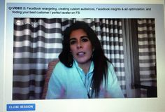 @mpesco Getting down & dirty with FB #retargeting, creating custom audiences, FB insights & Ad #optimization, and finding your best customer & perfect avatar on facebook Week 2 Webinar review!! Need Leads? 6 Authentic Leaders in the Top 1% of Home Business Owners flip open their laptops & hand over their best #youtube #soloads #facebook #blogging & #prospecting tricks in 16 minutes...for FREE! Check it out here ... http://bit.ly/1GeqeSW