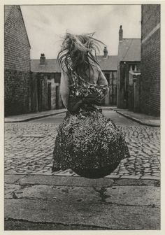 Girl on a Spacehopper in 1971, by Sirkka Liisa Konttinen. Photograph: Co-Optic Archive