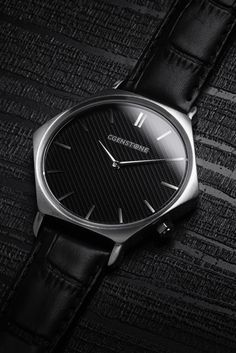 Minimalist watch inspirated in Hexagon Shape, made with top Quality materials including swiss movement. Unique watch Under the $100 Coming Soon on Kickstarter - Unique watch Under the $100 - Men Watches - Women watches -Unisex watches. - Hexagon Watch By cgenstone - #Wristgame #Watches #Timepieces
