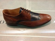 HAND MADE SHOES LEATHER