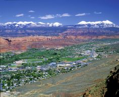 Moab Travel Council/Grand City #LATravelShow