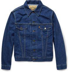 1970s rinsed denim jacket by Levi's Vintage