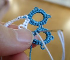 Tatting lace is becoming a lost art. Tatting Patterns, Knitting Patterns Free, Free Pattern, Tatting Lace, Yarn Ball, Lost Art, Knit Crochet, Arts And Crafts, Learning