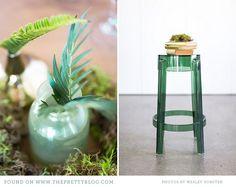 Emerald décor inspiration | Photo: Wesley Vorster, Styling: Leipzig & Landtscap