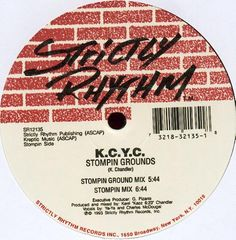 K.C.Y.C. - 4 D.D. (For Devotion) / Stompin Grounds