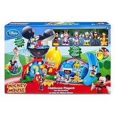 ($79.99) Disney Exclusive Mickey Mouse Clubhouse Playset  From Disney